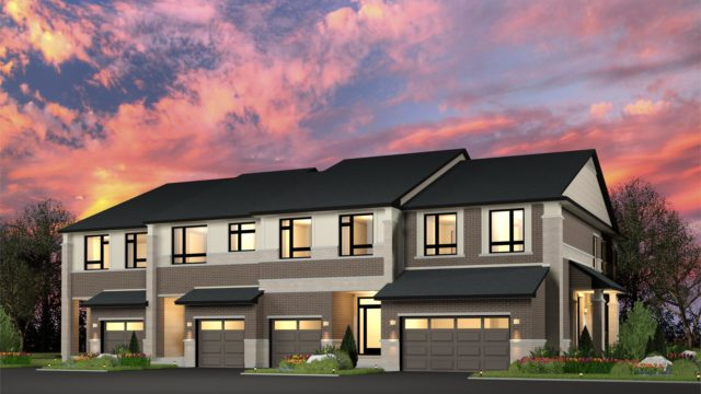 Riverside South Townhomes