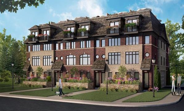 The Ossington Luxury Rental Townhomes