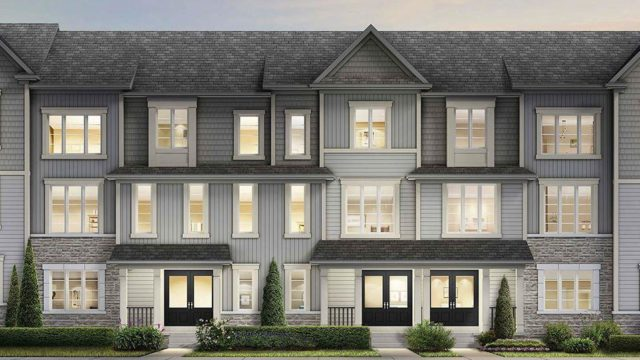 The Townhomes at Brooklin Corners